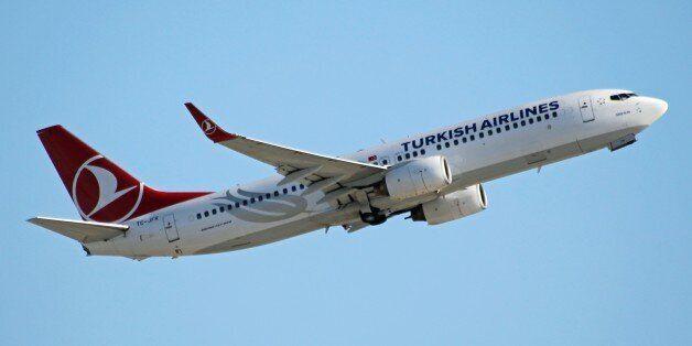 Δεν βρέθηκε εκρηκτικός μηχανισμός στο αεροσκάφος της Turkish Airlines που προσγεώθηκε στο