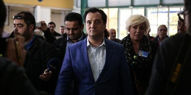 Παραιτήθηκε από κοινοβουλευτικός εκπρόσωπος της ΝΔ ο Άδωνις