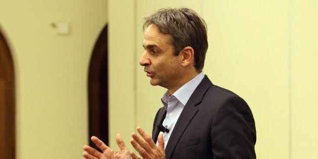 Μητσοτάκης: Παραιτούμαι από κοινοβουλευτικός εκπρόσωπος, αλλά δεν καταλαβαίνω αν ο Μεϊμαράκης παραιτήθηκε...