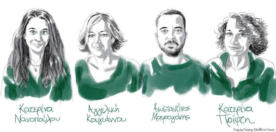 Ενας χρόνος Huffington Post Greece! Η ομάδα