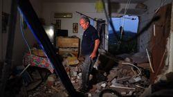 Μεγάλες οι ζημιές στην Λευκάδα. Στήθηκαν σκηνές στις πληγείσες
