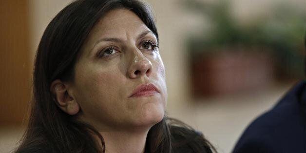 Ζωή Κωνσταντοπούλου: Γαβριήλ, καταψήφισε, μην