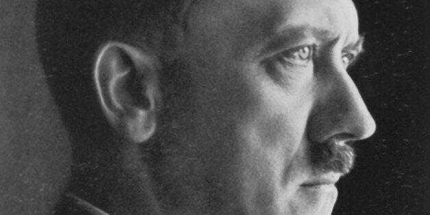 Portrait of Adolf Hitler, aged 47, Weimar Republic. (Photo by: Photo12/UIG via Getty