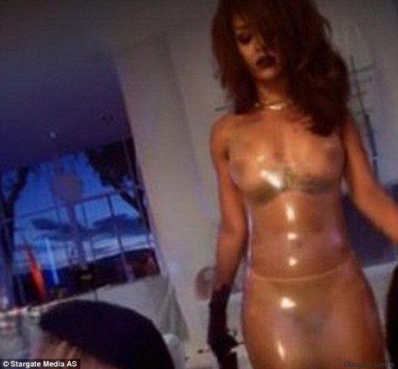 Η Rihanna προκαλεί ξανά: Δείτε τη φρικιαστική (αλλά sexy) κομμένη σκηνή από το τελευταίο της