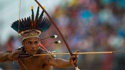 Υπέροχες φωτογραφίες από τους εξωτικούς πρώτους Παγκόσμιους Αγώνες Ιθαγενών στη