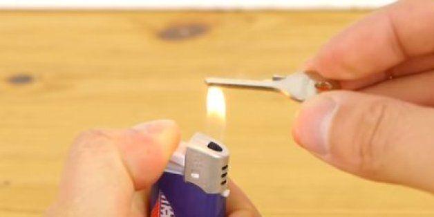 Πώς να φτιάξετε ένα επιπλέον κλειδί χωρίς κλειδαρά και άλλες 4 ειδήσεις από τον θαυμαστό κόσμο του
