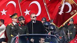 Ερντογάν: Έχουμε σκοτώσει 2.000 τρομοκράτες εντός και εκτός