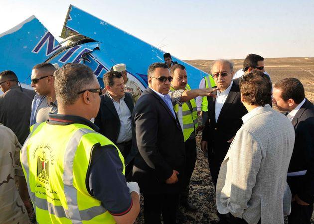 Απορρίπτει την τρομοκρατική ενέργεια η Αίγυπτος για τη συντριβή του Airbus των ρωσικών