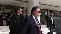 «Κατέθεσα στοιχεία από τα οποία προκύπτουν ποινικές ευθύνες» λέει ο Πανούσης μετά την παρουσίαση στοιχείων στον