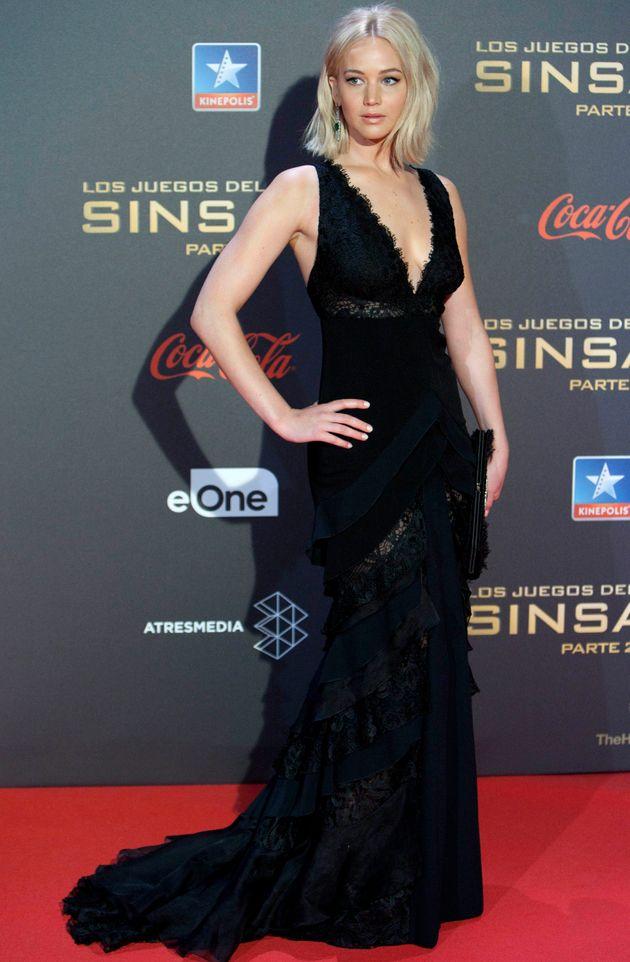 Η Jennifer Lawrence κατάφερε να πέσει (για τρίτη φορά) στο κόκκινο