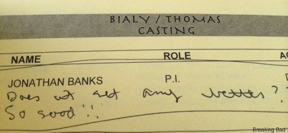 Η γυναίκα που ανακάλυψε τους πρωταγωνιστές του Breaking Bad αποκαλύπτει 5 ιστορίες που λίγοι ξέρουν για...