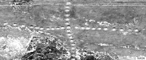 Τα γεωγλυφικά της στέπας: Διαστημική τεχνολογία φέρνει στο φως αρχαίο μυστήριο στο