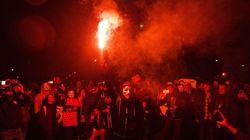 Χιλιάδες Guy Fawkes στο κέντρο του Λονδίνου για την αντικαπιταλιστική διαδήλωση «Million Masks