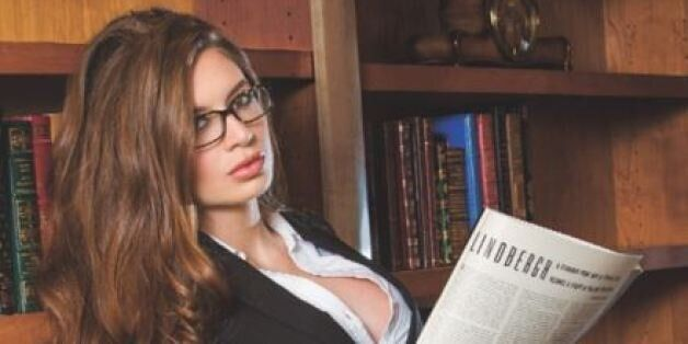 Την λένε Veronica Vain, άφησε την Wall Street για να γίνει πορνοστάρ και δεν το μετανιώνει ούτε