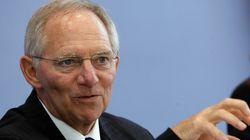 Σόιμπλε: «Ευχάριστο προς το παρόν» που η ανάγκη ανακεφαλαιοποίησης των τραπεζών δεν υπερβαίνει τα 25