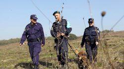 Πυροβολισμοί στην Ορεστιάδα κατά συνοριοφυλάκων από διακινητές