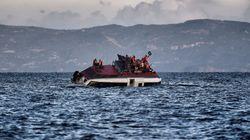 Σώοι εντοπίστηκαν ναυαγοί πρόσφυγες ανοιχτά της