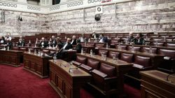 Μάχη για προαπαιτούμενα και ανακεφαλαιοποίηση στη Βουλή, με αποχώρηση