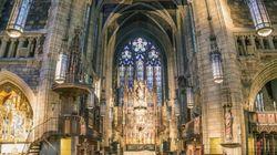 Πανοραμικές φωτογραφίες από το εσωτερικό των πιο μεγαλοπρεπών καθεδρικών ναών της Νέας