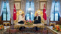 Ο Ερντογάν ζητεί επίσπευση της προσπάθειας για εισαγωγή της Τουρκίας στην ΕΕ. Μέρκελ: Είμαι έτοιμη να