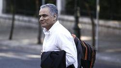 Επίθεση αντιεξουσιαστών σε Σκουρλέτη: Μνημονιακός υπουργός δεν έχει θέση στα