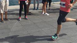 Ο Μεγάλος Ανήφορος: Πώς έτρεξα 2 ημιμαραθωνίους σε 2 εβδομάδες χωρίς να τρελαθώ