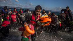 Τουλάχιστον 10 πρόσφυγες έχασαν τη ζωή τους στo Αιγαίο. Τα περισσότερα