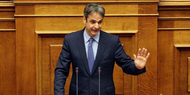 Κυριάκος Μητσοτάκης: Ο Τσίπρας δεν αποτελεί πρότυπο πολιτικού. Ψάχνουμε το αντίθετό