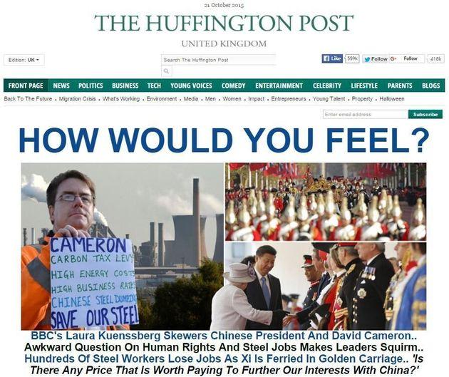 Οι δύο ερωτήσεις δημοσιογράφου που «άδειασαν» τον Κάμερον και τον Πρόεδρο της Κίνας και έκαναν υπερήφανους...