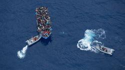 Διάσωση 1.000 μεταναστών ανοιχτά της