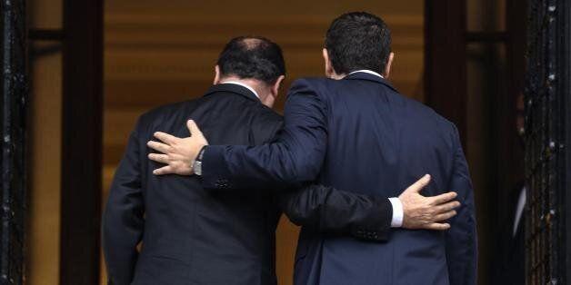 «Ο Ολαντρέου έγινε Φρανσουά»: Το Twitter δεν ξεχνά (και σχολιάζει τη συνάντηση Τσίπρα –