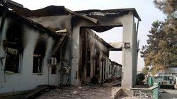 Αμερικανοί οι στρατιώτες που έριξαν την πύλη του βομβαρδισμένου νοσοκομείου στο