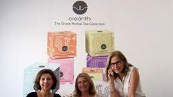Oreanthi: Το τσάι από ελληνικά αρωματικά βότανα που ταξιδεύει σε όλο τον