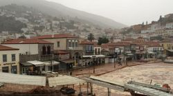 «Βιβλική» καταστροφή στην Ύδρα λόγω της