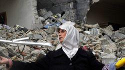 Στους 35.000 οι εκτοπισμένοι μόνο από τους βομβαρδισμούς στο Χαλέπι της Συρίας και μόλις σε λίγες