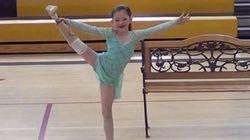 Η θέληση της 8χρονης Alissa να χορέψει ξανά μετά από ένα ατύχημα συγκινεί το