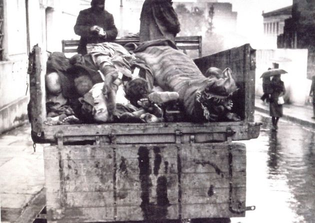 H φρικαλεότητα των εγκλημάτων της ναζιστικής Κατοχής στην Ελλάδα την περίοδο '41-'44 μέσα από τα αρχεία...