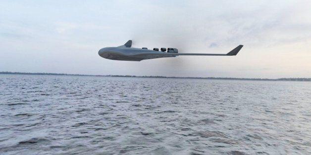 Τα υδροπλάνα του μέλλοντος: Αναγέννηση στις αερομεταφορές με «ελληνικό