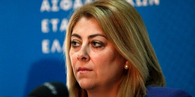 Κατερίνα Σαββαΐδου: Δεν παραιτούμαι - Σε ανακοίνωσή της εξηγεί