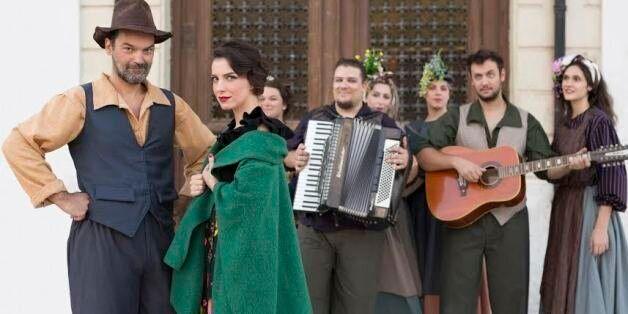 Ο «ΠΛΟΥΤΟΣ»του Αριστοφάνη είναι μία μουσικοθεατρική παράσταση για όλη την