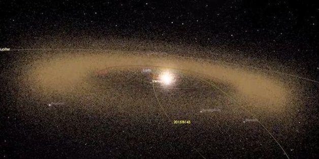 Ο αστεροειδής με διάμετρο 400 μέτρα που θα περάσει ξυστά από τη Γη. Οι εκτιμήσεις της
