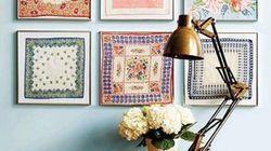 Μεταμορφώστε τους τοίχους του σπιτιού σας με 25 αντικείμενα που έχετε