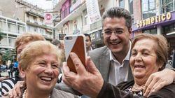 Το tzitzikostas.gr είναι στον «αέρα», μαζί με το σποτ και τις selfies με τους