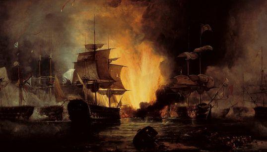 188 χρόνια από τη Ναυμαχία του Ναυαρίνου: Η σύγκρουση που λύτρωσε την Ελληνική