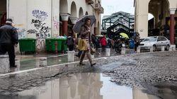 Ισχυρές βροχές και καταιγίδες αναμένονται σε όλη την