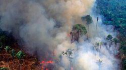 Μεγάλη φωτιά στον Αμαζόνιο απειλεί τους γηγενείς πληθυσμούς της