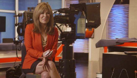 Βίκυ Λιβιάκη: Η δημοσιογράφος από την Κρήτη με δύο Emmy και έξι βραβεία Associated