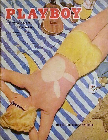 Η ιστορία πίσω από την πρώτη γυμνή φωτογραφία που δημοσίευσε το