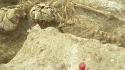 «Νεκροφοβία» στην αρχαία Ελλάδα: Αρχαιολογική μελέτη ρίχνει φως στις πεποιθήσεις των αρχαίων Ελλήνων περί