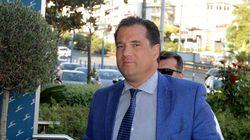 Διακόπτει την περιοδεία του o Άδωνις Γεωργιάδης μετά την επεισοδιακή συνεδρίαση της